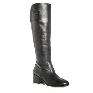 Michael Kors Dylyn Over-the-Knee Leather Boots